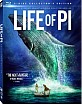 Life of Pi 3D (Blu-ray 3D + Blu-ray + DVD + Digital Copy + UV Copy) (US Import) Blu-ray