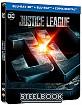 Liga de la Justicia 3D - Edición Metálica (Blu-ray 3D + Blu-ray + UV Copy) (ES Import) Blu-ray