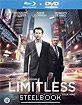 Limitless - Steelbook (NL Import ohne dt. Ton) Blu-ray