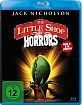 Little Shop of Horrors (1960) Blu-ray