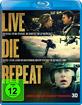 Live Die Repeat - Edge of Tomorrow 3D (Blu-ray 3D + Blu-ray + UV Copy) Blu-ray