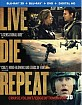 Live Die Repeat - Edge of Tomorrow 3D (Blu-ray 3D + Blu-ray + DVD + UV Copy) (US Import ohne dt. Ton) Blu-ray