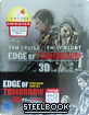 Live Die Repeat - Edge of Tomorrow 3D - Limited Edition Steelbook (Blu-ray 3D + Blu-ray) (KR Import ohne dt. Ton) Blu-ray