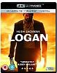 Logan (2017) 4K (4K UHD + Blu-ray + UV Copy) (UK Import ohne dt. Ton) Blu-ray