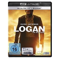 Logan - The Wolverine 4K (4K UHD + Blu-ray) Blu-ray