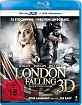 London Falling 3D (Blu-ray 3D) Blu-ray