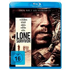 Lone Survivor (2013) Blu-ray