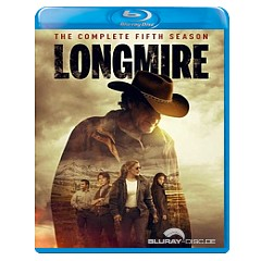 Longmire: The Complete Fifth Season (US Import ohne dt. Ton) Blu-ray