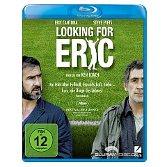 Looking for Eric (Neuauflage) Blu-ray