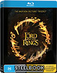 The Lord of the Rings - The Motion Picture Trilogy - Steelbook (AU Import ohne dt. Ton) Blu-ray