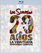 Los Simpson - 20 Anos La Veinteava Temporada Completa (MX Import ohne dt. Ton) Blu-ray
