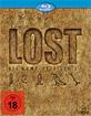 Lost - Die komplette Serie (Neuauflage) Blu-ray