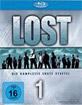 Lost - Die komplette 1. Staffel Blu-ray