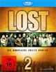 Lost - Die komplette 2. Staffel Blu-ray