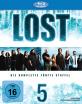 Lost - Die komplette 5. Staffel Blu-ray