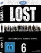 Lost - Die komplette 6. Staffel Blu-ray