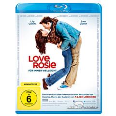 Love, Rosie - Für immer vielleicht Blu-ray