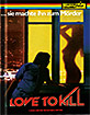 Love to Kill (1982) (Limited Mediabook Edition) (Cover B) Blu-ray