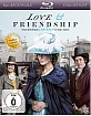 Love & Friendship Blu-ray