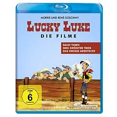 Lucky Luke - Die Filme (3-Filme Set) Blu-ray