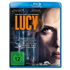 Lucy (2014) (Blu-ray + UV Copy) Blu-ray