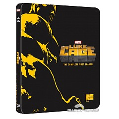 Luke Cage: The Complete First Season - Zavvi Exclusive Limited Edition Steelbook (UK Import) Blu-ray