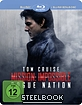 Mission: Impossible - Rogue Nation (Limited Edition Steelbook) (Blu-ray + Bonus Blu-ray) Blu-ray