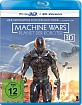 Machine Wars - Planet der Roboter 3D (Blu-ray 3D) Blu-ray