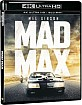 Mad Max 4K (4K UHD + Blu-ray) (FR Import) Blu-ray