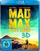 Mad Max: Fury Road (2015) 3D (Blu-ray 3D) Blu-ray