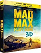 Mad Max: Fury Road 3D (2015) (Blu-ray 3D + Blu-ray + DVD + UV Copy) (FR Import ohne dt. Ton) Blu-ray