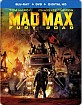 Mad Max: Fury Road (2015) (Blu-ray + DVD + UV Copy) (US Import ohne dt. Ton) Blu-ray