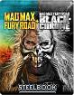 Mad Max: Fury Road Black & Chrome Edition - Zavvi Exclusive Steelbook (UK Import ohne dt. Ton) Blu-ray