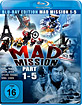 Mad Mission I-V Collection Blu-ray