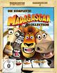 Madagascar + Madagascar 2 (2-Disc Blu-ray Edition) Blu-ray