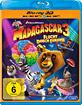 Madagascar 3: Flucht durch Europa 3D (Blu-ray 3D + Blu-ray) (2. Neuauflage) Blu-ray