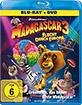 Madagascar 3: Flucht durch Europa (Blu-ray + DVD) Blu-ray