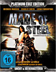 Made of Steel - Platinum Cult Edition (Limited Edition) Blu-ray