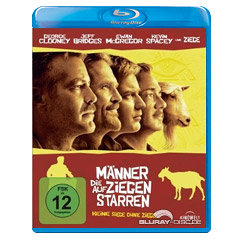 Männer, die auf Ziegen starren Blu-ray