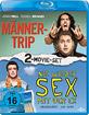 Männertrip + Nie wieder Sex mit der Ex (2-Movie Set) Blu-ray