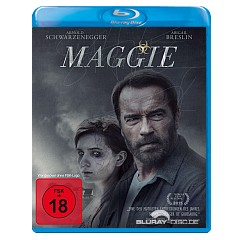 Maggie (2015) Blu-ray