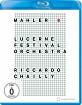 Mahler - 8 (Feudel) Blu-ray