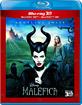 Maléfica 3D (Blu-ray 3D + Blu-ray) (ES Import) Blu-ray