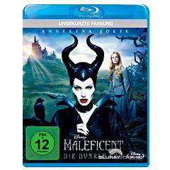 Maleficent - Die dunkle Fee (Ungekürzte Fassung) Blu-ray