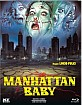 Manhattan Baby (Limited Mediabook Edition) (Cover D) (AT Import) Blu-ray