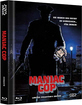 Maniac Cop - Limited Edition Media Book (Cover B) (AT Import) Blu-ray