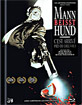 Mann beisst Hund (Limited Mediabook Edition) (Cover A) Blu-ray