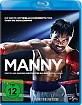 Manny (2014) Blu-ray
