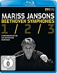 Mariss Jansons - The Beethoven Symphonies 1, 2, 3 Blu-ray