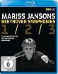 Mariss Jansons - The Beethoven Symphonies 1, 2, 3 Blu-ray